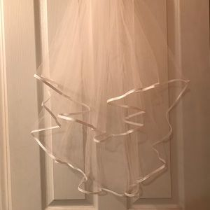 Accessories - Two Layer Wedding Veil
